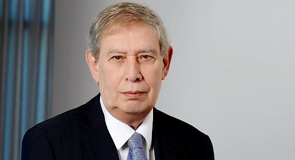 Tamir Pardo, ex jefe del Mossad.
