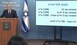 El primer ministro Benjamín Netanyahu anunció un estipendio universal en efectivo la semana pasada.