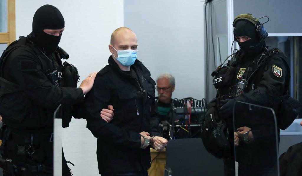 El neonazi Stephan Balliet está acusado de doble asesinato, intento de asesinato contra otras nueve personas e incitación al odio racial.