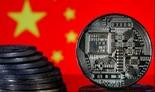 Yuan digital de China.