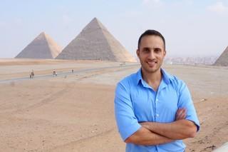 Yonatan Gonen, director del departamento de diplomacia digital en idioma árabe del Ministerio de Relaciones Exteriores de Israel.