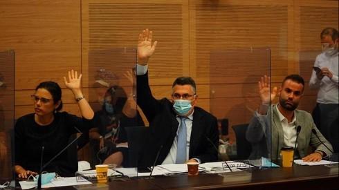 Comité Judicial de la Knesset aprueba proyecto de ley que autoriza la regulación gubernamental de emergencia sobre coronavirus.