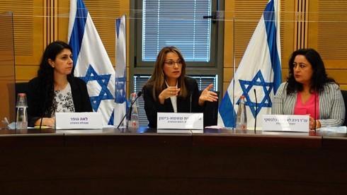 El Comité de Coronavirus de la Knesset.