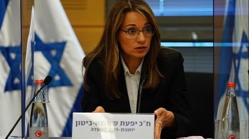 Yifat Shasha-Biton.