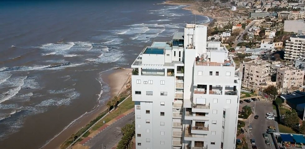 El mar y la cercanía con Tel Aviv, dos ventajas competitivas de Bat Yam respecto a otras ciudades de Israel.