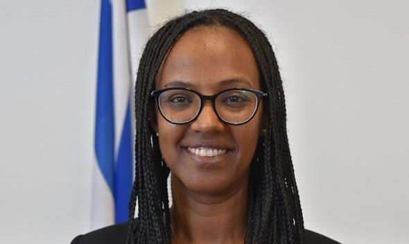 Esti Ayalon-Kovo, jefa de la Misión Económica de Israel en Beijing.