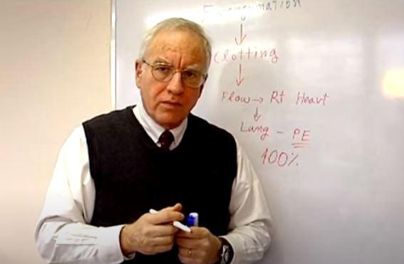Prof. Noam Gavriely.