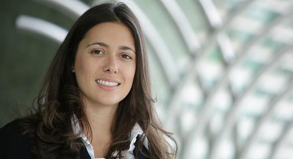 Gabirela Coser, asesora del CNA de Brasil que dialogó con empresarios israelíes.