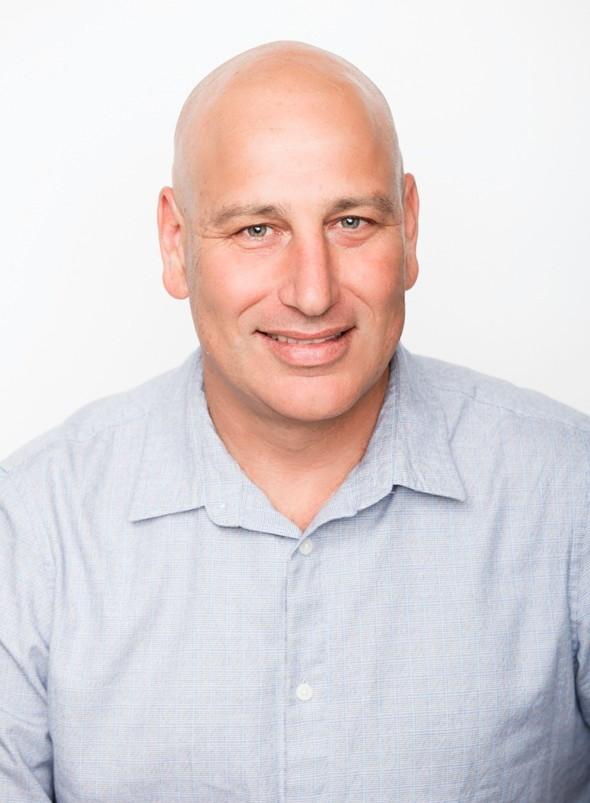El CEO de Kando, Ari Goldfarb.