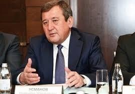 Rakhmonbek Usmanov.