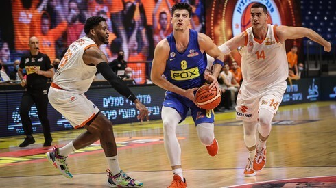 Avdija Maccabi Tel Aviv