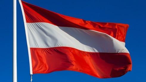 Bandera de Austria.