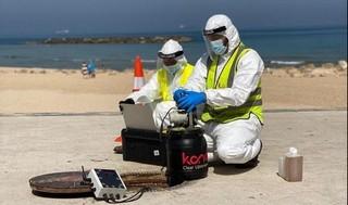 Detección de coronavirus en el alcantarillado de Ashkelon.
