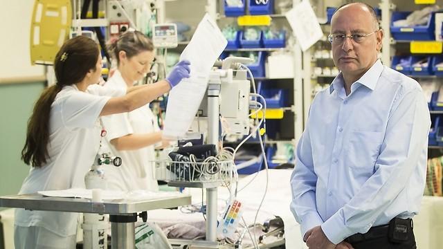 Masad Barhoum, director del Centro Médico de Galilea.