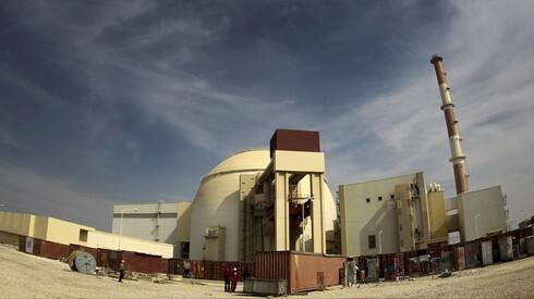 El reactor nuclear iraní en Bushehr.