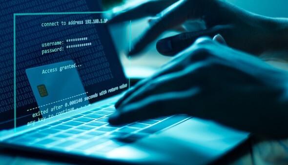 Ataque hacker.
