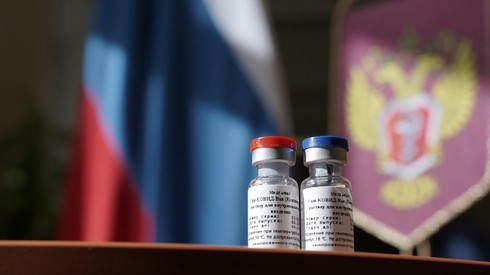 Rusia anunció la aprobación esta semana de su vacuna Sputnik V
