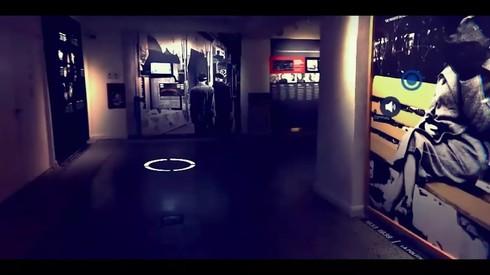 Museo del Holocausto Recorrido