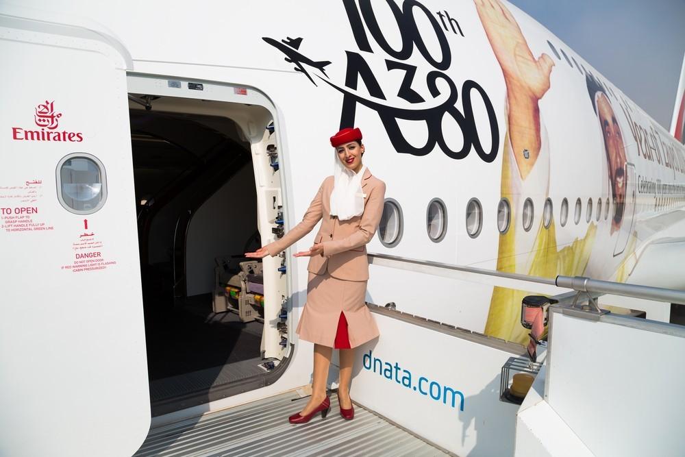 Emirates y Etihad Airways lideran la lista de las mejores aerolíneas comerciales del mundo.