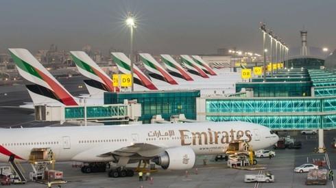 El aeropuerto de Dubai cuenta con la terminal más grande del mundo.