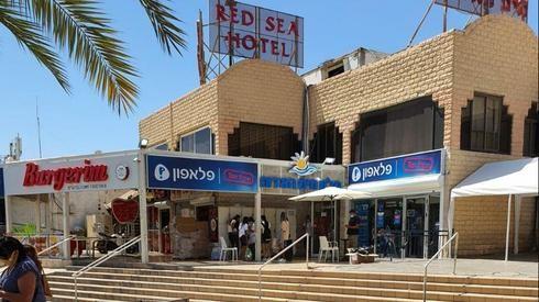 Red Sea, el hotel donde se llevó a cabo la presunta violación en grupo.
