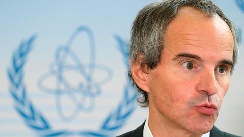Director del OIEA, Rafael Grossi.