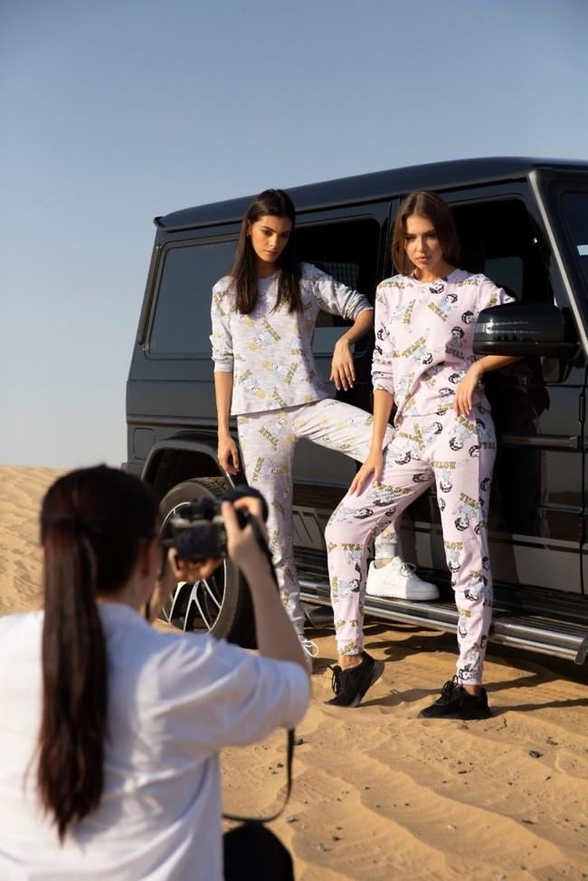 La modelo israelí Mai Tamar hizo historia en Emiratos.