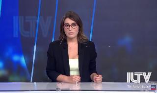Ronit Nates, presentadora de ILTV.