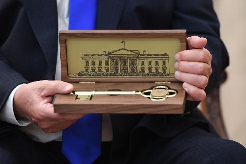 Llave Casa Blanca