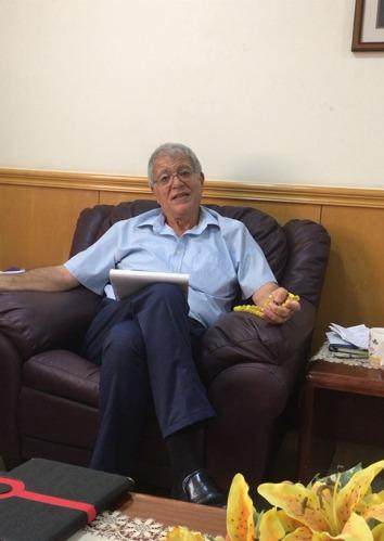 """Ebrahim Dahood Nonoo: """"En Bahrein se respetan todas las religiones""""."""