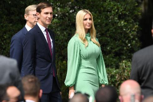 Kushner Ivanka Trump