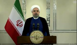 Rouhani Irán ONU