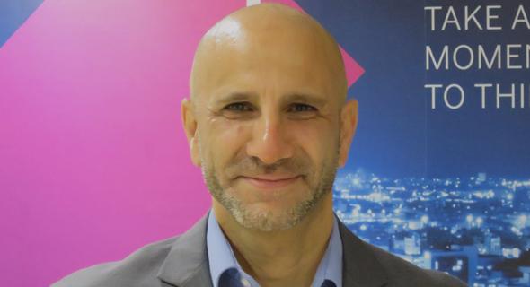 Aviv Zeevi, vicepresidente de la División de Infraestructura Tecnológica, Autoridad de Innovación de Israel.