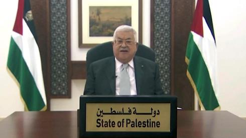 El presidente de la Autoridad Palestina, Mahmud Abbas.
