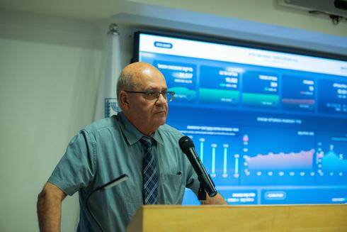 Director General del Ministerio de Salud, Prof. Hezi Levi.