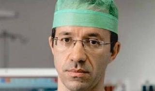 Dr. Or Goren, anestesiólogo del Centro Médico Ichilov en Tel Aviv.