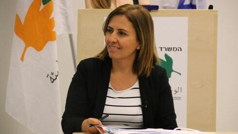 Gila Gamliel, ministra de Protección Ambiental.