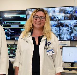 Desde abril la doctora Dekel promueve el uso de dexametasona para pacientes con COVID-19.