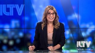 Ronit Nates, conductora del noticiero en español de ILTV.