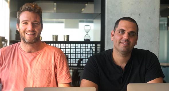Ayal Keren, cofundador, director de operaciones y Yahav Gozlan, cofundador, director ejecutivo.