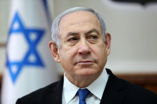 El primer ministro de Israel, Benjamín Netanyahu.
