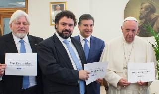 Werthein Epelman Papa Francisco