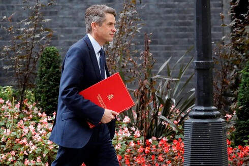 Gavin Williamson, secretario de Educación del Reino Unido.