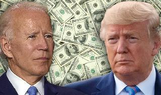 Biden Trump Dólar