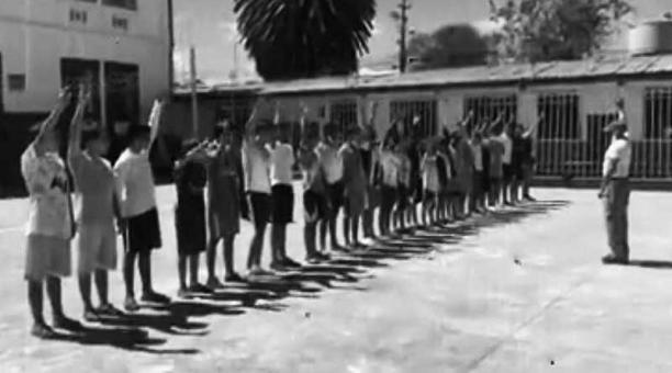 El Centro Wiesenthal se hizo eco del intento de adoctrinamiento en Quito.