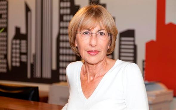Dra. Dalia Megiddo, directora ejecutiva de Nasus Pharma.