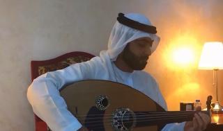 """Ahmed Al-Mansouri: """"Sueño con presentarme en Israel""""."""