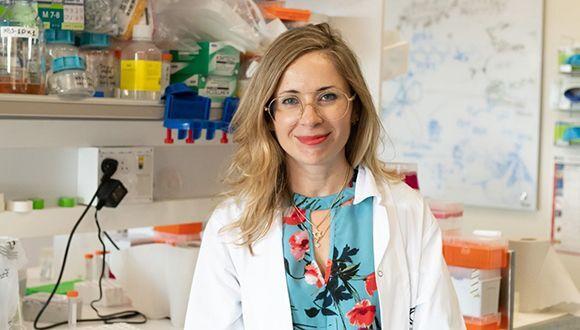 Doctora Natalia Freund, investigadora de la Universidad de Tel Aviv.