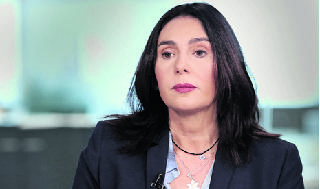 Miri Regev, ministra de Transporte.