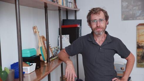 Zeev Yitzhakzon-Hayosh, neurólogo del hospital Sheba y participante del experimento.